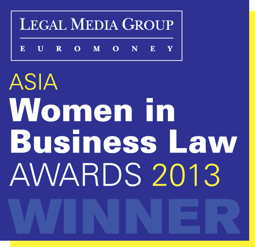 Women in Business Law Award Asia